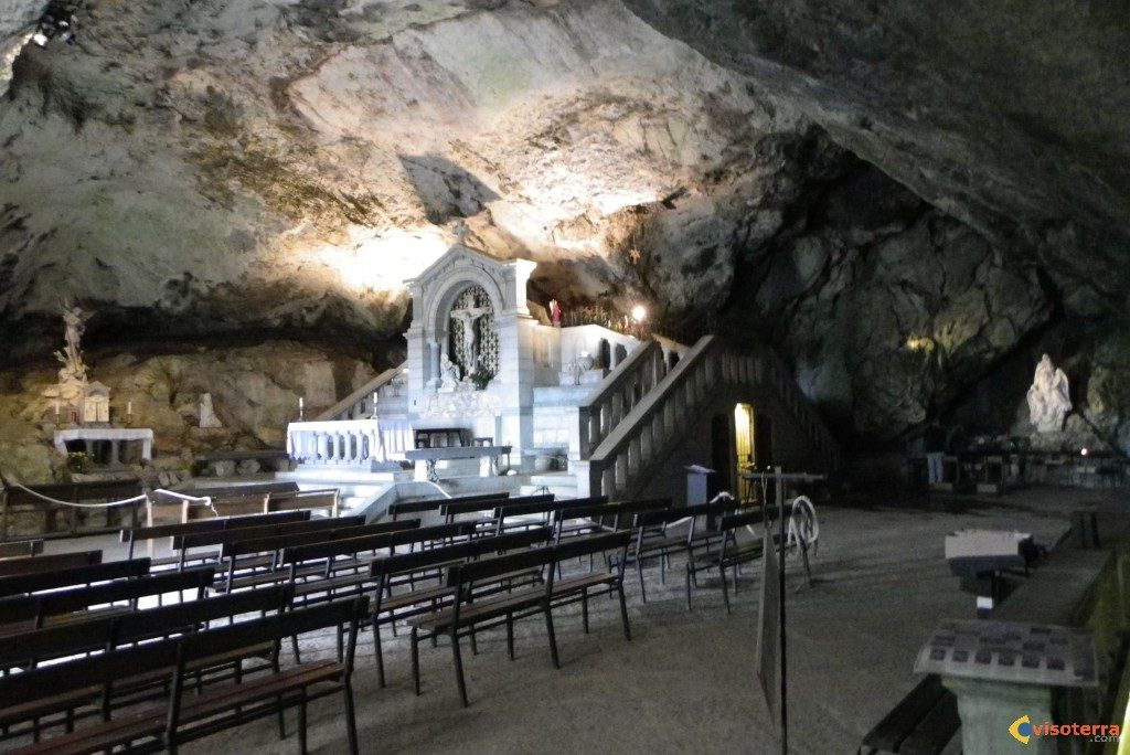 Sainte-Baume: la grotte