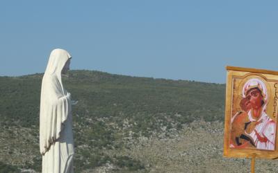 OPEN MEJ -11-19 août 2018 -Notre Dame de Clarté à Médjugorgé