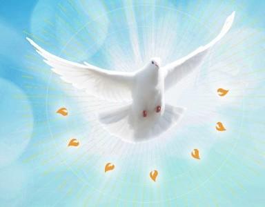Effusion de l'Esprit-Saint